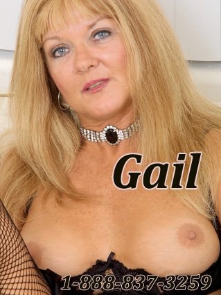 GILF roleplay phone sex
